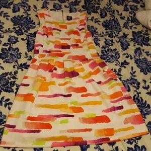 Fit & flare dress.